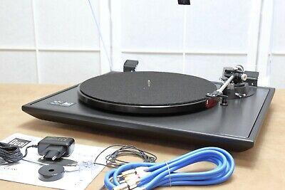 Dual CS 800 Schallplattenspieler schwarz inkl. Ortofon 2m red / NEUES MODELL