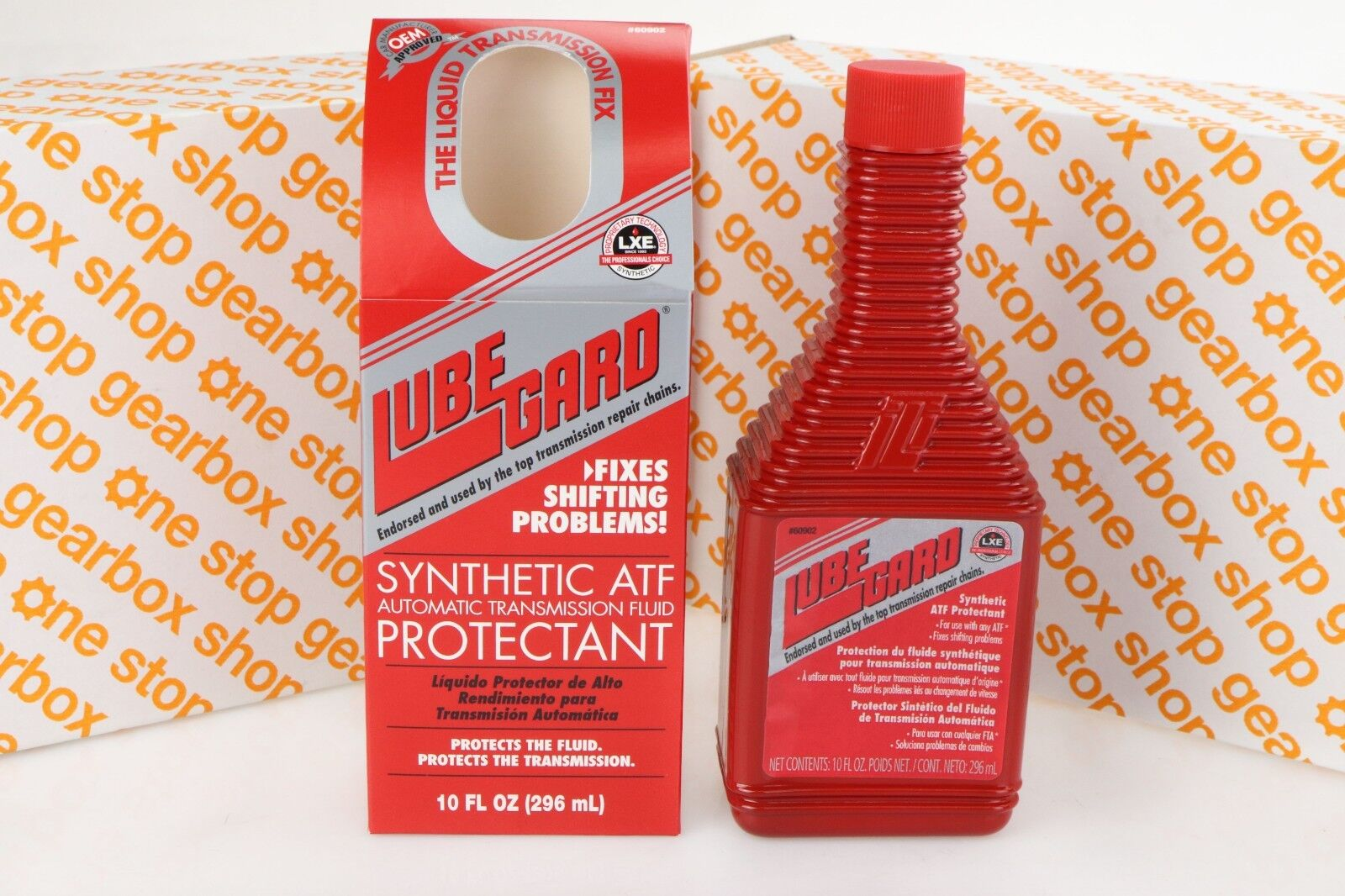 Details About Lubegard Automatic Transmission Fluid Protectant Red 60902