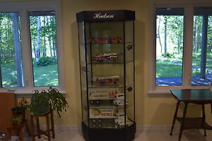 WANTED: GLASS DISPLAY CABINETS