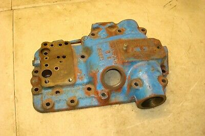 1962 Ford 2000 Tractor 3pt Lift Top Cover 600 800
