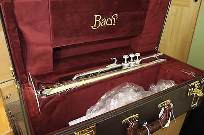Bach Stradivarius 190S37 Anniversary Model Professional Trumpet in Bb MINT Quinn