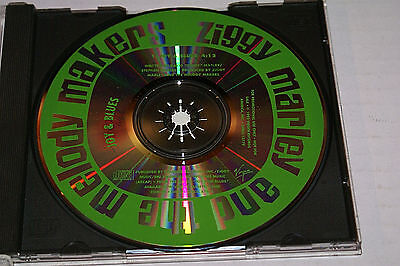 Ziggy Marley And Melody Makeras Joy & Blues 1993 Rare Autographed CD Single OOP
