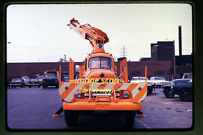 1966 International Utility Truck  Union Electric  St  Louis  Original Slide A10a