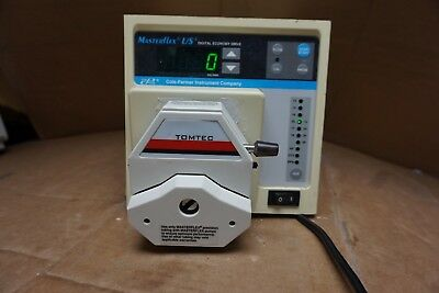 Cole Parmer Masterflex Peristaltic Pump Digital Economy Drive 7524-40 7518
