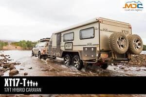 2018 MDC XT-17T Hybrid Pop Top Caravan Edge Hill Cairns City Preview