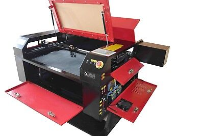 100w Co2 7050 Laser Engraving Cutting Machineacrylic Engraver Cutter 700500mm