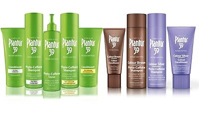 Plantur 39 Phyto-Caffeine Shampoo/Conditioner For Coloured and Stressed Hair