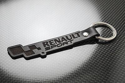 Renault Sport Porte Clé Cuir, Porte-Clés Porte-Clef Porte-Clés Clio Megane 182