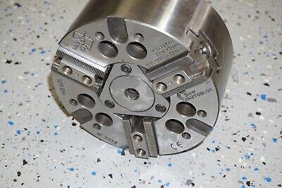 Smw Autoblok Bh M 165 6.5 Lathe Chuck 3 Jaw Power Chuck
