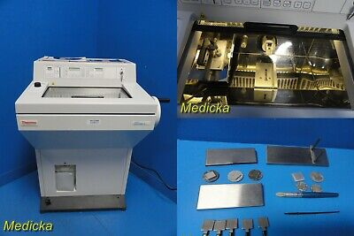 Thermo Scientific Shandon Cryotome E Electric Cryostat W Knife Block 21699