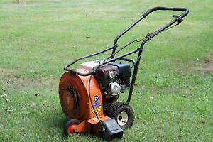 Billy Goat QB881H Walk Behind Blower 8.0 Honda GX240 Lawn Leaf Grounds Commercia