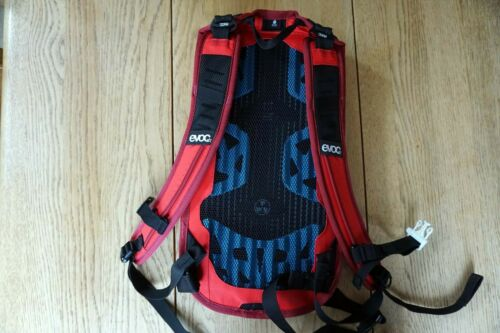 Evoc Stage 3L Team Red-Ruby with 2L Hydration Bladder - Rucksack / Pack