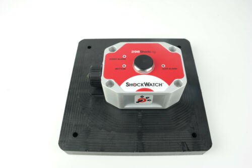 Shockwatch 298 Shozo Electronic Transportüberwachung Datenlooger Stoßmessung
