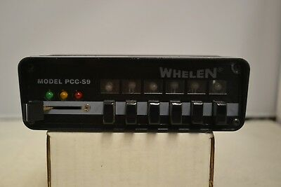 Power Control-center (Whelen Programmable Power Control Center PCCS9N)