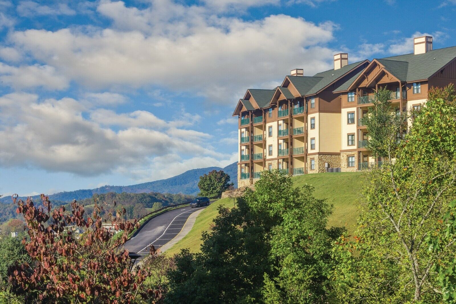 WYNDHAM SMOKY MOUNTAINS 84,000 ANNUAL POINTS 84,000 CURRENT POINTS - $800.00