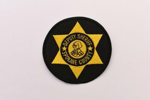 Spokane County Washington Deputy Sheriff Collectible Police Patch