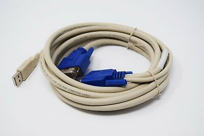 Black Box Kvm Cpu - KVM CPU Cable - EC Series, VGA, USB, 10-ft #EHN9000U-0010
