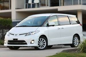 MY 2012 Estima Only 20000KM 8 Seater Engligsn GPS Roof DVD Rego Wetherill Park Fairfield Area Preview