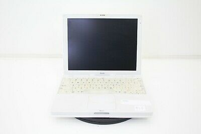 "Apple iBook A1005 12.1"" NO HDD - M8600LL/A May, 2002"