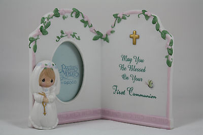 Precious Moments First Communion Picture Frame