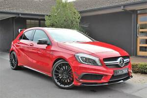 2015 Mercedes-Benz A45 AMG North Brighton Holdfast Bay Preview