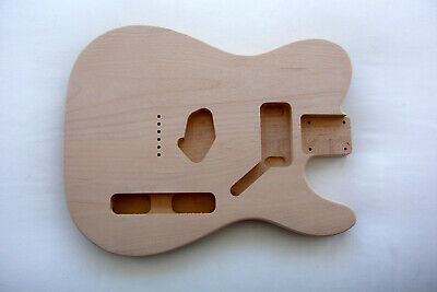 TELE BODY / Alder / UNFINISHED / Telecaster- Fits Fender