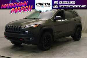 2015 Jeep Cherokee Trailhawk 4WD **New Arrival**