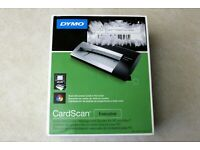 90 Day Warranty CARDSCAN EXECUTIVE 800C Business Card Reader V9