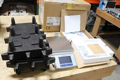 New Mettler Toledo Precision Balance Xs603s Deltarange Scale W Power Adapter