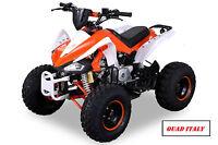 Miniquad 125cc Evo 4 Tempi Telecomando Ruote Da 8, Quad Arancione Super Offer. -  - ebay.it