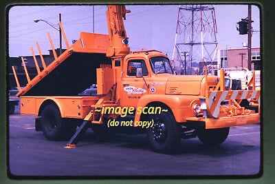 1966 International Utility Truck  Union Electric  St  Louis  Orig  Slide A10a