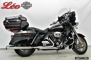 2013 Harley-Davidson Electra Glide Classic **Modèle CVO**