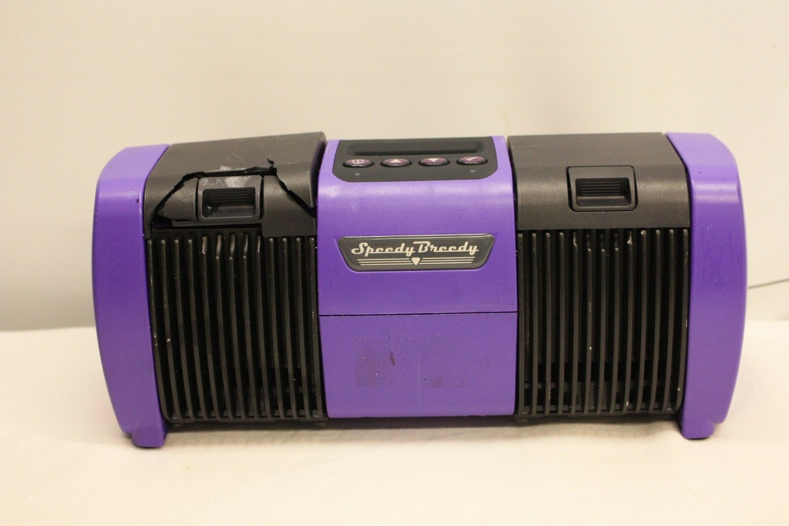 SPEEDY BREEDY  PORTABLE PRECISION RESPIROMETER CONTAMINATION TEST SYSTEM