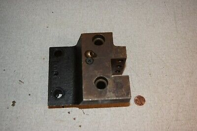 W2421 Tool Holder Block For Nakamura Tome Cnc Lathe Turning Center