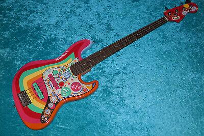 Fender Rocky Jazz Bass Squier guitar vintage design custom standard comprar usado  Enviando para Brazil