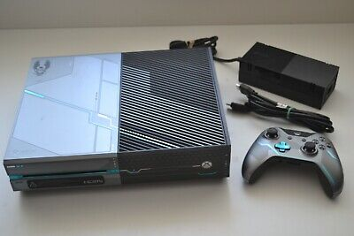Xbox One 1TB Limited Edition Halo 5 Guardians Console - Limited Edition