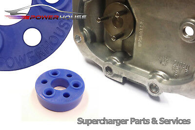 Range Rover 4.2 Supercharger Solid Coupler/Isolator L322 2006 2007+ Supercharged