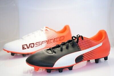 Puma Evospeed 5 FG Firm Ground Mens Football boots Size UK 11 / EU 46 (A51)
