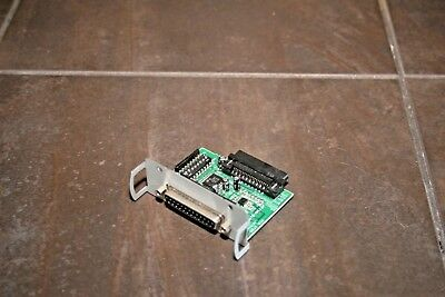 Star Micronics Ifbd-hd03 Rs-232 Serial Port Interface Card Tsp650 Tsp700 Tsp800