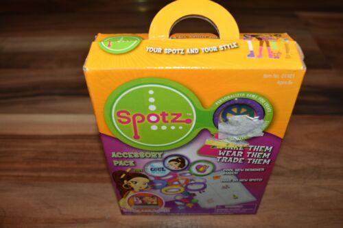 SPOTZ ACCESSORIES PACK FOR MAKER ZIZZLE Button maker - NEW