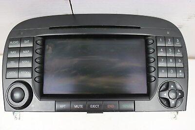 Mercedes Benz SL500, SL550 und SL600 A2308209289 05-08 OEM-Navigationseinheit