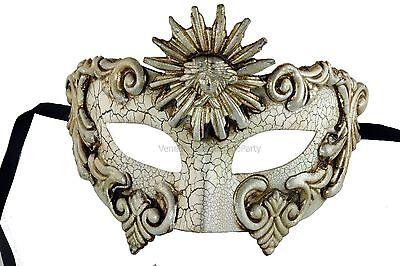 Male Halloween Christmas Midnight Costume Prom Party Roman Masquerade Ball - Masquerade Halloween Costumes Male