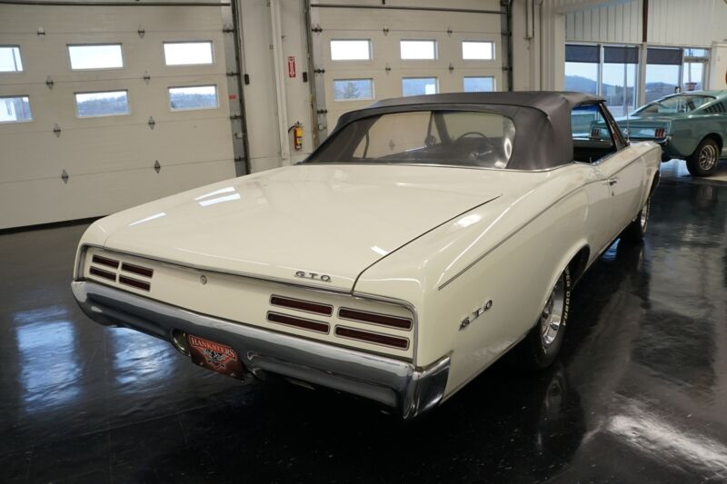 Image 7 Voiture American classic Pontiac GTO 1967