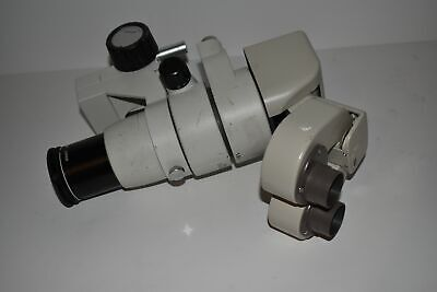 Nikon Smz800 Polarizing Stereo Zoom Microscope- Plan 1x- P-ic12 - P-bt Hx15