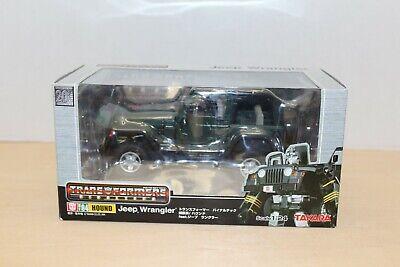 BT-04 Hound Jeep wrangler Binaltech Takara Transformers Alternators