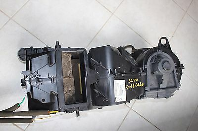 VW GOLF CABRIO A/C EVAPORATOR BLOWER HEATER CORE