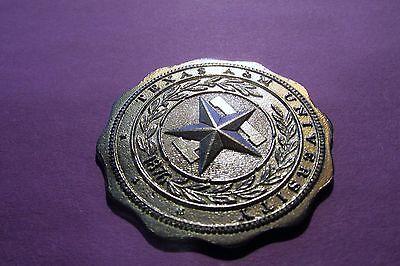 Britannia Pewter Texas A & M University Flat