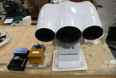 Nvti 6200 With Crossbow Thermal Imaging Marine Camera System