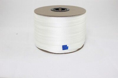 Cajun Mule Line - 12 Inch - 1250 Lb. - Pull Tape - Polyester 1000 Feet - Usa