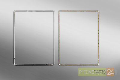 iPad 2 Display Mittel Rahmen Gehäuse Middle Frame Housing Cover Bezel Weiß Bezel Frame Cover